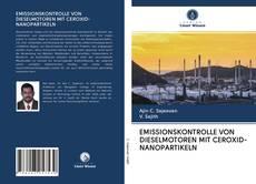 Bookcover of EMISSIONSKONTROLLE VON DIESELMOTOREN MIT CEROXID-NANOPARTIKELN