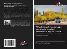 Обложка Affidabilità del monitoraggio ambientale e sociale attraverso la digitalizzazione