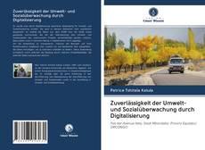 Обложка Zuverlässigkeit der Umwelt- und Sozialüberwachung durch Digitalisierung