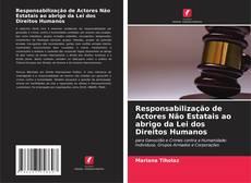 Couverture de Responsabilização de Actores Não Estatais ao abrigo da Lei dos Direitos Humanos