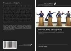 Portada del libro de Presupuesto participativo
