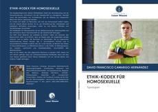 Couverture de ETHIK-KODEX FÜR HOMOSEXUELLE