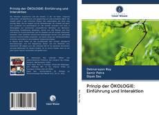 Prinzip der ÖKOLOGIE: Einführung und Interaktion kitap kapağı