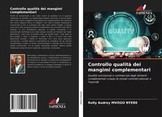 Bookcover of Controllo qualità dei mangimi complementari