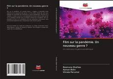 Portada del libro de Film sur la pandémie. Un nouveau genre ?