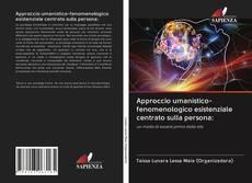 Portada del libro de Approccio umanistico-fenomenologico esistenziale centrato sulla persona: