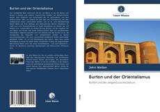 Couverture de Burton und der Orientalismus