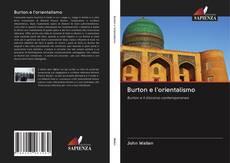 Couverture de Burton e l'orientalismo