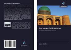 Couverture de Burton en Oriëntalisme