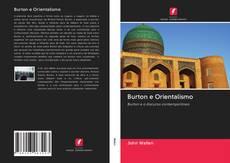 Couverture de Burton e Orientalismo
