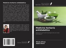 Copertina di Medicina herbaria antidiabética