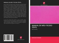 Couverture de MANUAL DE NÃO-TECIDO TÊXTIL