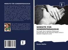 WEBSITE FÜR SONDERPÄDAGOGIK的封面
