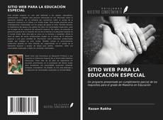 Bookcover of SITIO WEB PARA LA EDUCACIÓN ESPECIAL