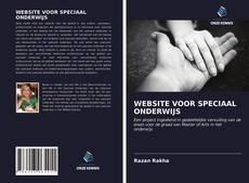 Bookcover of WEBSITE VOOR SPECIAAL ONDERWIJS