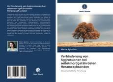 Bookcover of Verhinderung von Aggressionen bei selbstmordgefährdeten Heranwachsenden