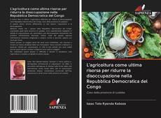 L'agricoltura come ultima risorsa per ridurre la disoccupazione nella Repubblica Democratica del Congo的封面