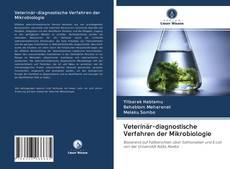 Bookcover of Veterinär-diagnostische Verfahren der Mikrobiologie