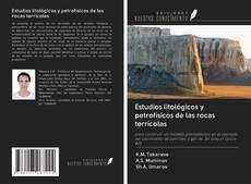 Обложка Estudios litológicos y petrofísicos de las rocas terrícolas
