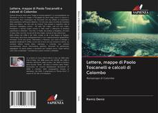 Copertina di Lettere, mappe di Paolo Toscanelli e calcoli di Colombo