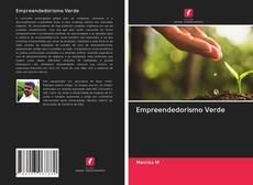 Capa do livro de Empreendedorismo Verde