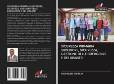 Bookcover of SICUREZZA PRIMARIA SUPERIORE, SICUREZZA, GESTIONE DELLE EMERGENZE E DEI DISASTRI