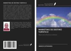 Copertina di MARKETING DE DESTINO TURÍSTICO
