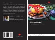 Copertina di MANNA/ MANNA