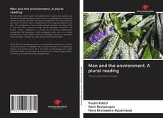 Portada del libro de Man and the environment. A plural reading