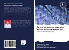 Buchcover von Развитие и характеристика кандесартовых микросфер