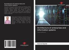 Portada del libro de Architecture of enterprises and information systems