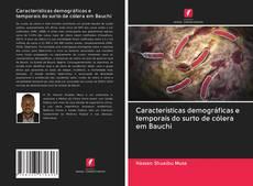 Copertina di Características demográficas e temporais do surto de cólera em Bauchi