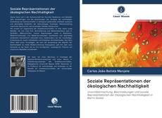 Bookcover of Soziale Repräsentationen der ökologischen Nachhaltigkeit