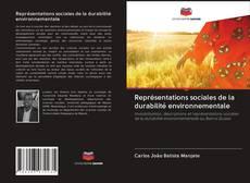 Bookcover of Représentations sociales de la durabilité environnementale