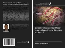 Portada del libro de Características demográficas y temporales del brote de cólera en Bauchi