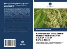 Copertina di Klimawandel und Kosten-Nutzen-Verhältnis von T.Aman Reis in Bangladesch