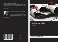 Bookcover of Journalistic highlights