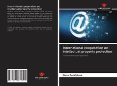 Bookcover of International cooperation on intellectual property protection