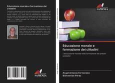 Buchcover von Educazione morale e formazione dei cittadini