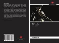 Capa do livro de Defender