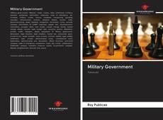 Bookcover of Military Government
