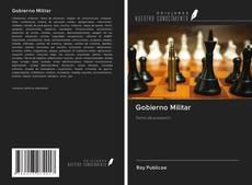 Portada del libro de Gobierno Militar
