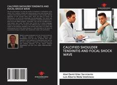 Bookcover of CALCIFIED SHOULDER TENDINITIS AND FOCAL SHOCK WAVE