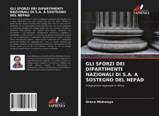 Bookcover of GLI SFORZI DEI DIPARTIMENTI NAZIONALI DI S.A. A SOSTEGNO DEL NEPAD