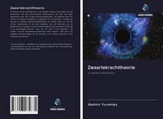 Portada del libro de Zwaartekrachttheorie