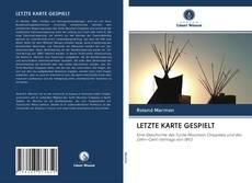 Bookcover of LETZTE KARTE GESPIELT