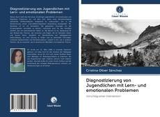 Обложка Diagnostizierung von Jugendlichen mit Lern- und emotionalen Problemen