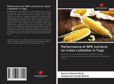 Bookcover of Performance of NPK nutrients on maize cultivation in Togo