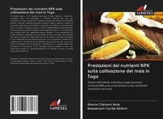 Capa do livro de Prestazioni dei nutrienti NPK sulla coltivazione del mais in Togo