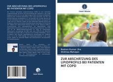Capa do livro de ZUR ABSCHÄTZUNG DES LIPIDPROFILS BEI PATIENTEN MIT COPD